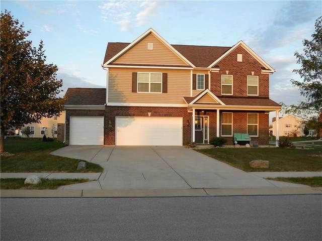 1695 Cumbria Drive, Avon, IN 46123 (MLS #21695330) :: HergGroup Indianapolis