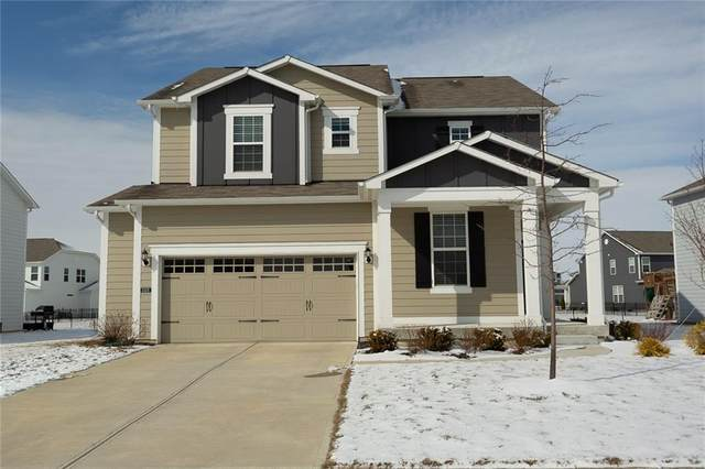 13474 Forest Glade Drive, Fishers, IN 46037 (MLS #21695337) :: Richwine Elite Group