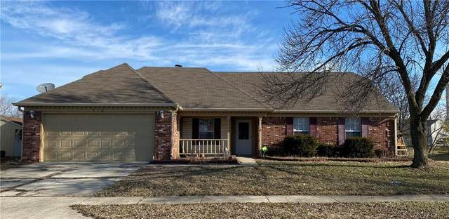 316 S Sugar Bush Lane S, Brownsburg, IN 46112 (MLS #21695342) :: Richwine Elite Group