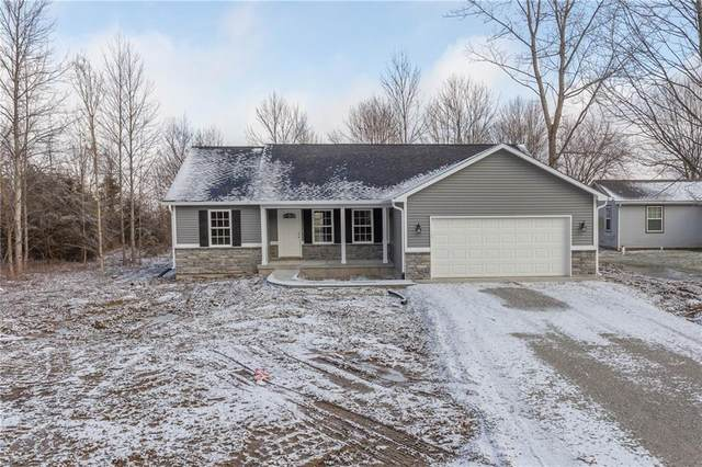 507 Jefferson Valley, Coatesville, IN 46121 (MLS #21695345) :: The Indy Property Source