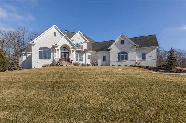 11621 Willow Springs Drive, Zionsville, IN 46077 (MLS #21695393) :: The Indy Property Source