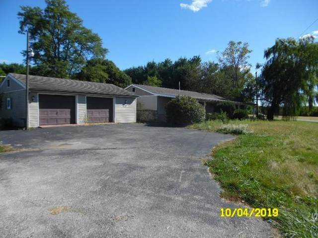 3999 N State Road 39, Frankfort, IN 46041 (MLS #21695394) :: Richwine Elite Group