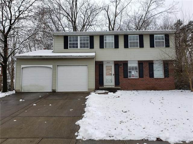 2842 Sheffield Drive, Indianapolis, IN 46229 (MLS #21695395) :: Mike Price Realty Team - RE/MAX Centerstone