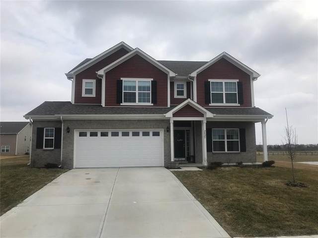 2825 Odell Street, Brownsburg, IN 46112 (MLS #21695397) :: Richwine Elite Group