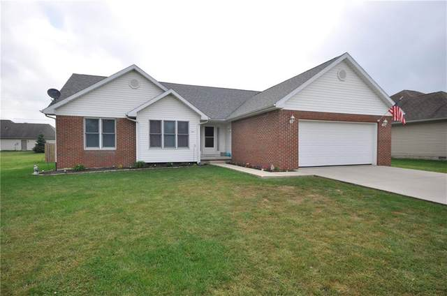 401 Maryland Street, Parker City, IN 47368 (MLS #21695460) :: The ORR Home Selling Team