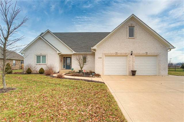 2387 S Richman Drive, New Palestine, IN 46163 (MLS #21695474) :: The Indy Property Source