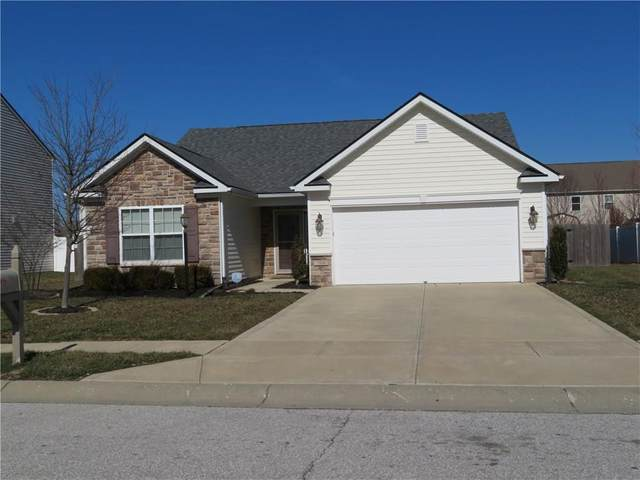 7914 Newhall Way, Indianapolis, IN 46239 (MLS #21695487) :: The Indy Property Source