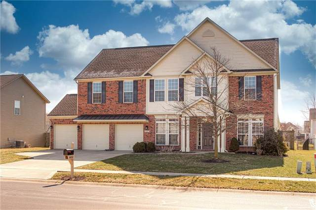 4453 W Easy Street, New Palestine, IN 46163 (MLS #21695491) :: The Indy Property Source