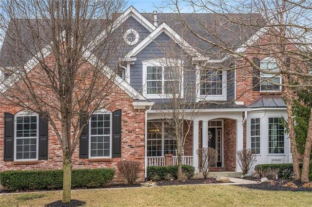 15153 Clove Hitch Court, Fishers, IN 46040 (MLS #21695521) :: Richwine Elite Group