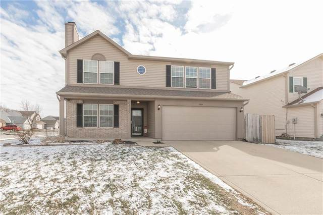 8415 Montgomery Avenue, Indianapolis, IN 46227 (MLS #21695563) :: The Indy Property Source