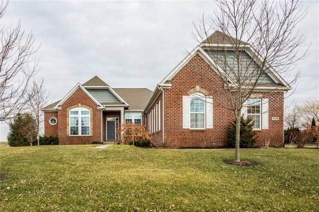 4426 Hickory Grove Boulevard, Greenwood, IN 46143 (MLS #21695574) :: The Indy Property Source