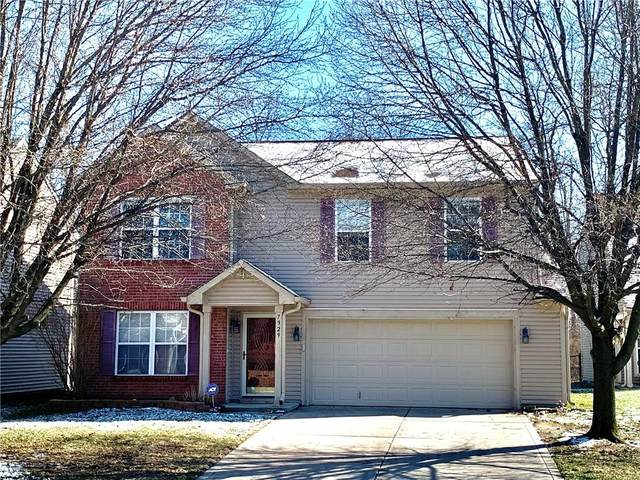 7929 Sergi Canyon Court, Indianapolis, IN 46217 (MLS #21695594) :: The Indy Property Source