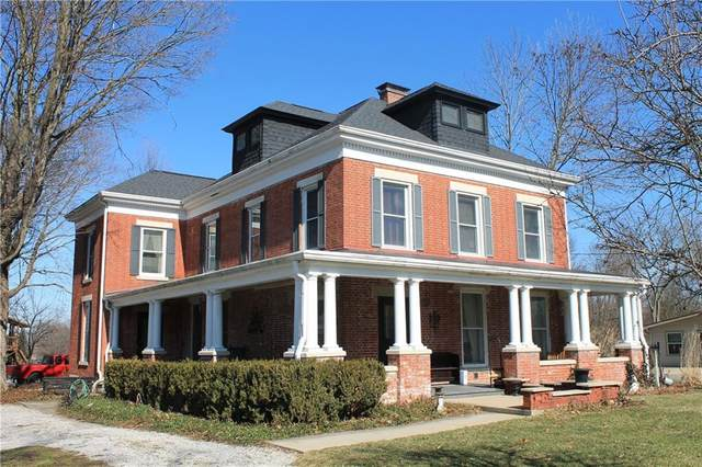 1308 E Main Street, Crawfordsville, IN 47933 (MLS #21695602) :: HergGroup Indianapolis