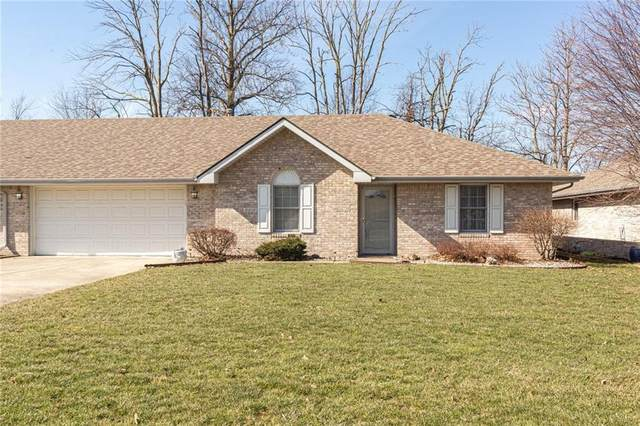 2315 Ivy Drive, Anderson, IN 46011 (MLS #21695603) :: The ORR Home Selling Team