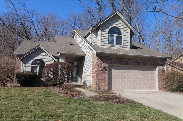 7388 Bramblewood Lane, Indianapolis, IN 46254 (MLS #21695645) :: Richwine Elite Group