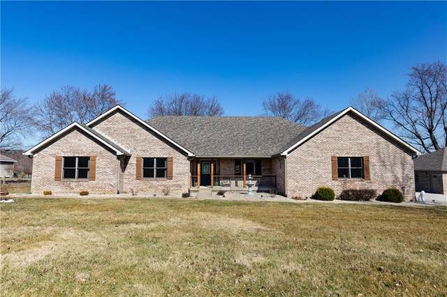 11638 N Stone Hedge Lane, Mooresville, IN 46158 (MLS #21695666) :: The Indy Property Source