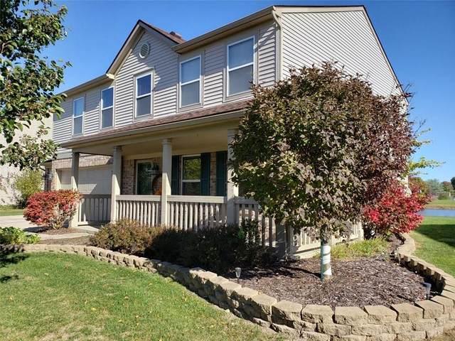 2045 Odell Street, Brownsburg, IN 46112 (MLS #21695679) :: Heard Real Estate Team   eXp Realty, LLC