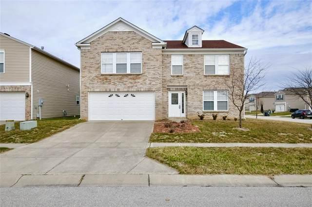 954 Shenandoah Way, Greenwood, IN 46143 (MLS #21695687) :: Heard Real Estate Team | eXp Realty, LLC
