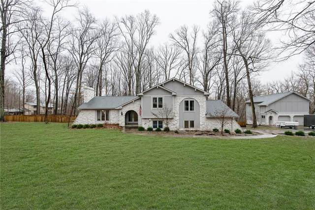 570 N Forest Road, Crawfordsville, IN 47933 (MLS #21695699) :: The Evelo Team
