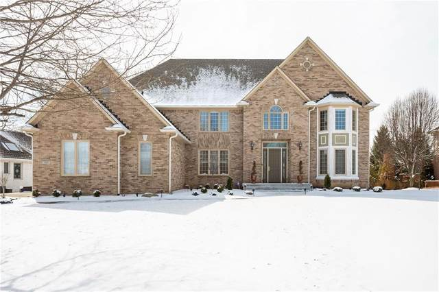 5263 Comanche Trail, Carmel, IN 46033 (MLS #21695712) :: HergGroup Indianapolis