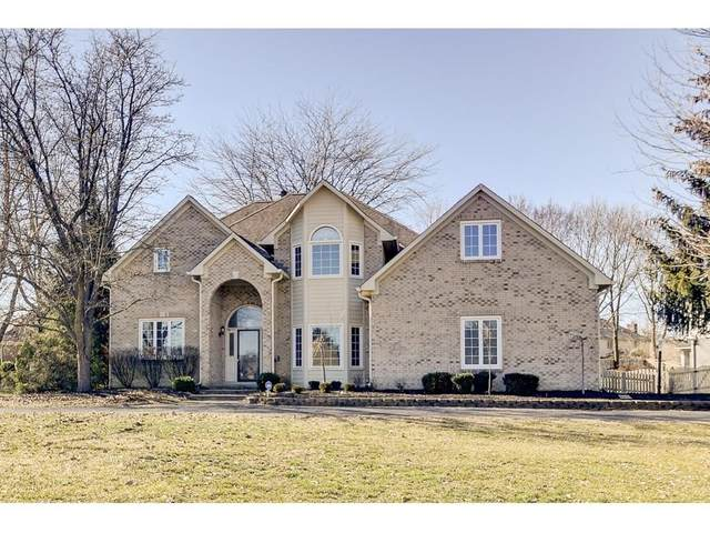5125 Puffin Place, Carmel, IN 46033 (MLS #21695731) :: The Indy Property Source