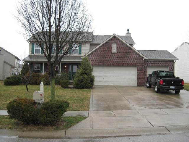 1932 Wayfield Drive, Avon, IN 46123 (MLS #21695768) :: Richwine Elite Group