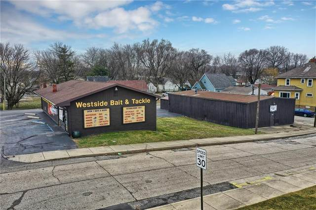 1507 W Vermont Street, Indianapolis, IN 46222 (MLS #21695797) :: The ORR Home Selling Team