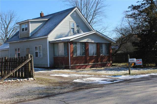 639 N Cherry Street N, Martinsville, IN 46151 (MLS #21695800) :: Richwine Elite Group
