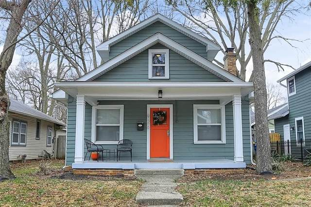 926 E 49th Street, Indianapolis, IN 46205 (MLS #21695801) :: Mike Price Realty Team - RE/MAX Centerstone