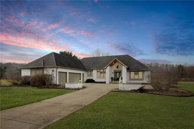 2730 Southampton Drive, Martinsville, IN 46151 (MLS #21695805) :: Richwine Elite Group