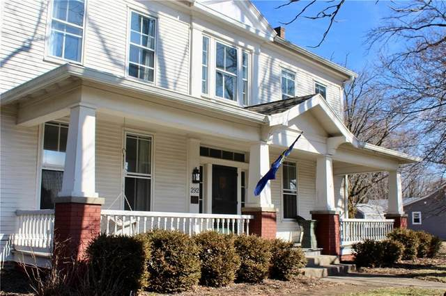292 E Broadway Street, Danville, IN 46122 (MLS #21695828) :: The Indy Property Source