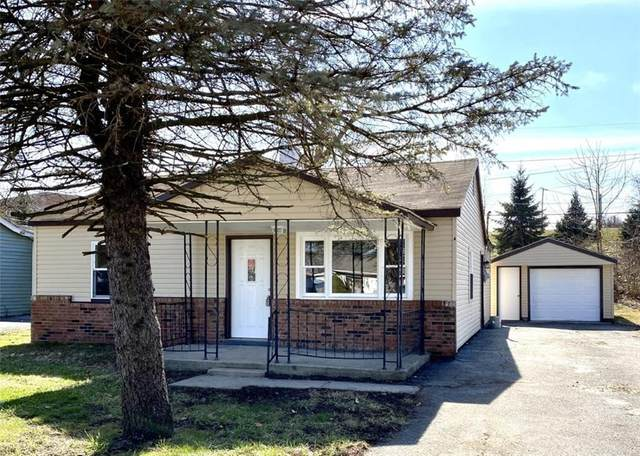 1013 E Jackson Street, Shelbyville, IN 46176 (MLS #21695838) :: Mike Price Realty Team - RE/MAX Centerstone