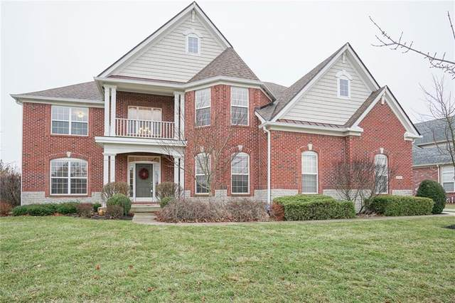 2519 Heathermoor Park Drive S, Carmel, IN 46074 (MLS #21695842) :: Heard Real Estate Team   eXp Realty, LLC