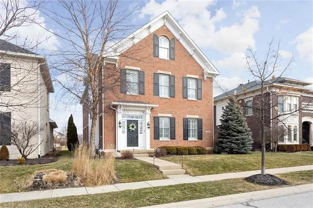 7626 The Commons, Zionsville, IN 46077 (MLS #21695852) :: The Indy Property Source