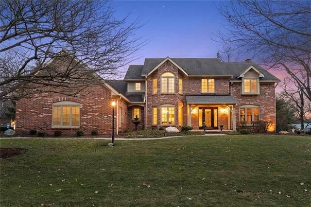 13650 Smokey Ridge Place, Carmel, IN 46033 (MLS #21695878) :: Heard Real Estate Team   eXp Realty, LLC
