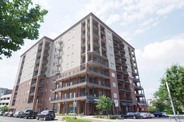435 Virginia Avenue #607, Indianapolis, IN 46203 (MLS #21695880) :: Mike Price Realty Team - RE/MAX Centerstone