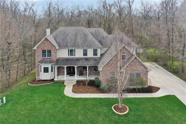 7929 Southern Ridge Drive, Mooresville, IN 46158 (MLS #21695887) :: Mike Price Realty Team - RE/MAX Centerstone