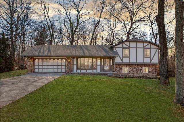 704 Woodcreek Court, Greenwood, IN 46142 (MLS #21695888) :: Heard Real Estate Team | eXp Realty, LLC