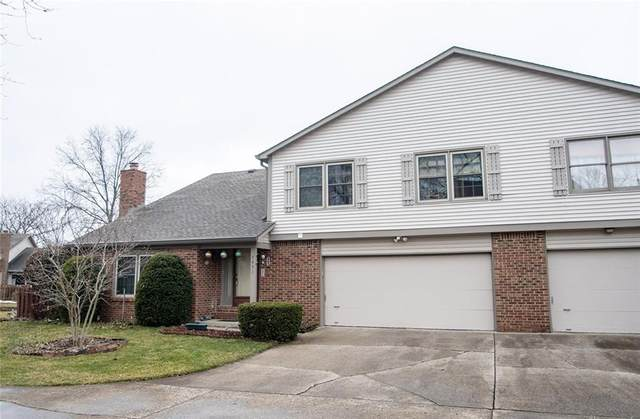 7451 Castleton Farms N Drive #262, Indianapolis, IN 46256 (MLS #21695897) :: The ORR Home Selling Team
