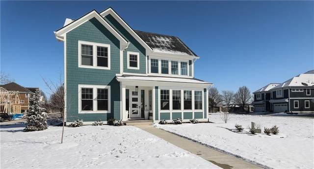 9750 Marina Village Drive, Fishers, IN 46256 (MLS #21695899) :: Heard Real Estate Team | eXp Realty, LLC