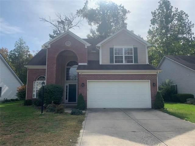 5887 Lost Oaks Drive, Carmel, IN 46033 (MLS #21695900) :: Heard Real Estate Team   eXp Realty, LLC