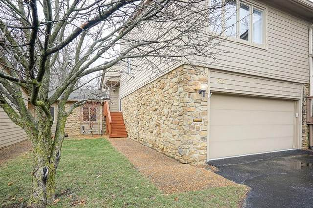 310 Baywood Court, Noblesville, IN 46062 (MLS #21695920) :: The Evelo Team