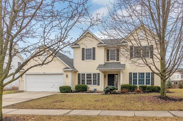 1035 Manassas Drive, Westfield, IN 46074 (MLS #21695950) :: Richwine Elite Group