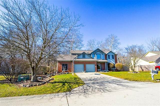 14910 Bridlewood Drive, Carmel, IN 46033 (MLS #21695960) :: Heard Real Estate Team   eXp Realty, LLC