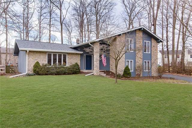 6325 Buttonwood Drive, Noblesville, IN 46062 (MLS #21695974) :: Richwine Elite Group