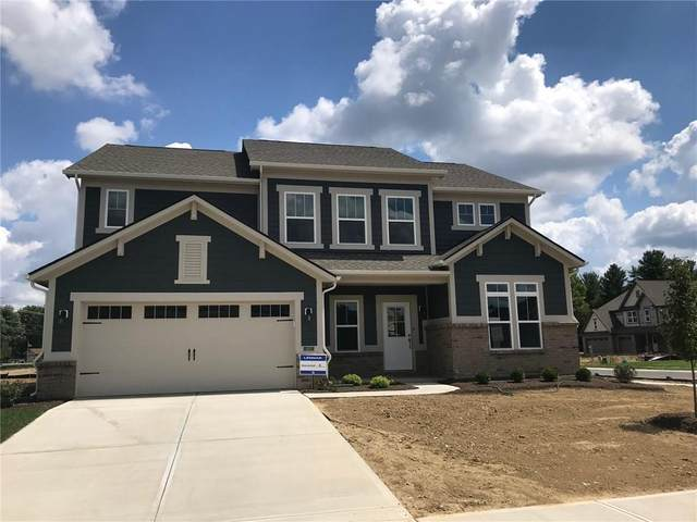 6828 Collisi Place, Brownsburg, IN 46112 (MLS #21695976) :: The Indy Property Source