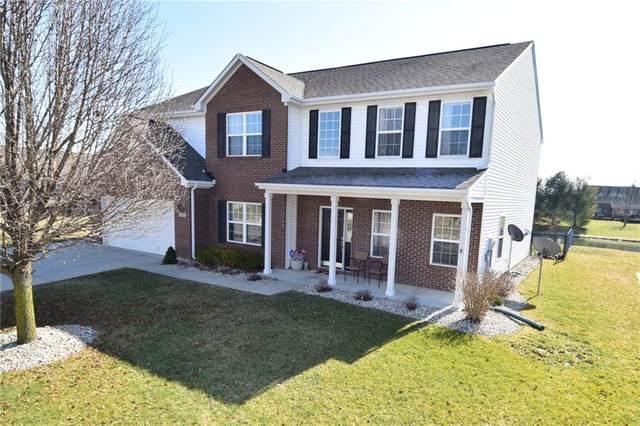 6357 Avalon Boulevard, Avon, IN 46123 (MLS #21695996) :: Heard Real Estate Team | eXp Realty, LLC