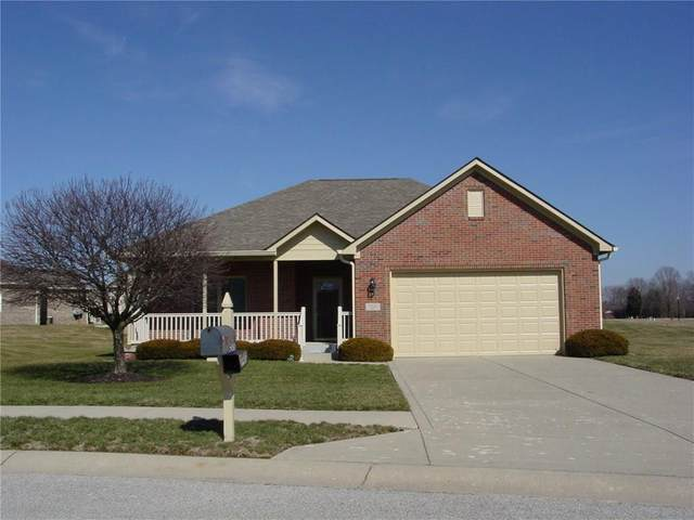 5450 E Commons Drive, Mooresville, IN 46158 (MLS #21695998) :: David Brenton's Team