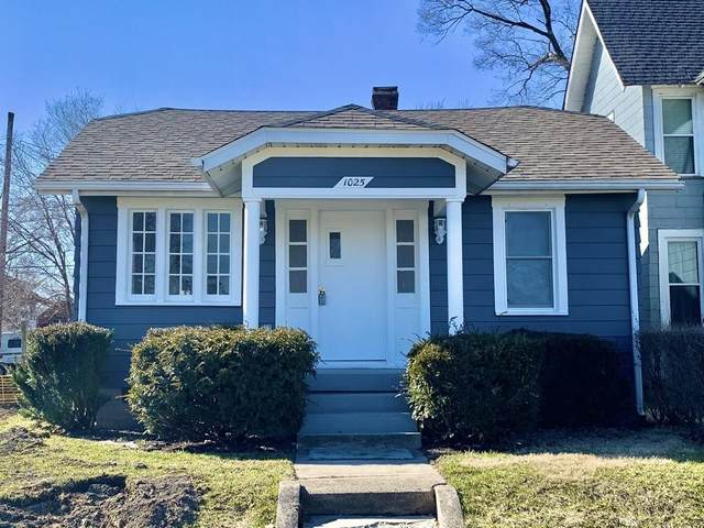 1025 S 19th Street, New Castle, IN 47362 (MLS #21696019) :: The ORR Home Selling Team