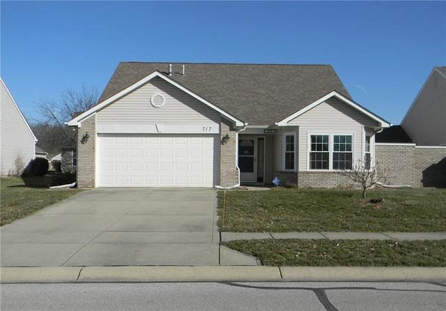 717 Westover Road, Avon, IN 46123 (MLS #21696043) :: The ORR Home Selling Team